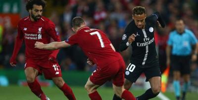 ESPN 2 transmite en vivo Paris Saint Germain vs Liverpool por la UEFA Champions League 2018/19 ...