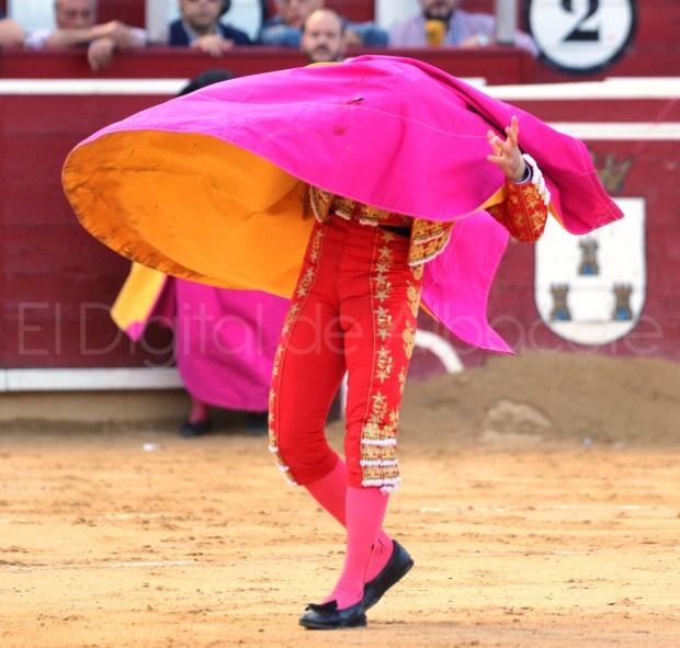 Fandi Castella y Manzanares Feria Albacete Toros  22