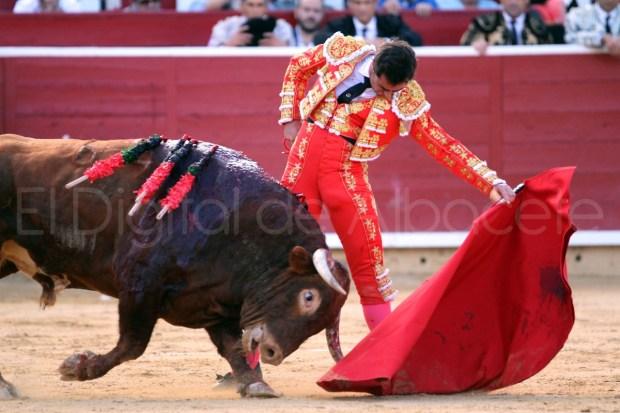 Fandi Castella y Manzanares Feria Albacete Toros  29