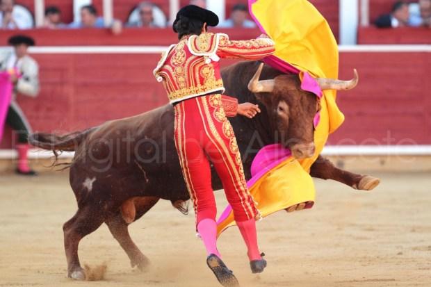Fandi Castella y Manzanares Feria Albacete Toros  33