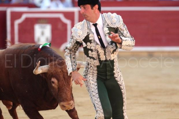 Fandi Castella y Manzanares Feria Albacete Toros  34