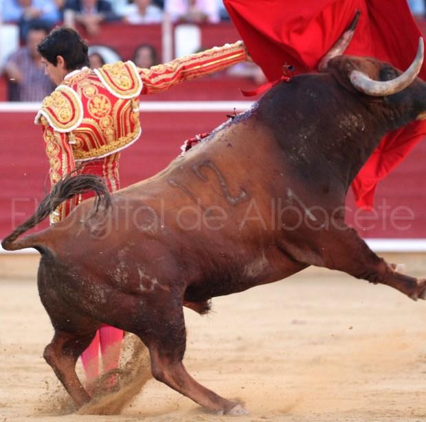 Fandi Castella y Manzanares Feria Albacete Toros  40