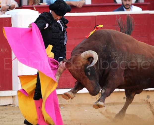 Fandi Castella y Manzanares Feria Albacete Toros  47