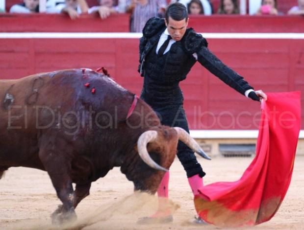 Fandi Castella y Manzanares Feria Albacete Toros  49
