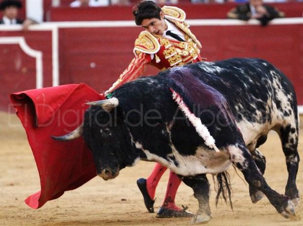 Fandi Castella y Manzanares Feria Albacete Toros  62