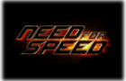 Need for Speed The Movie Logo black