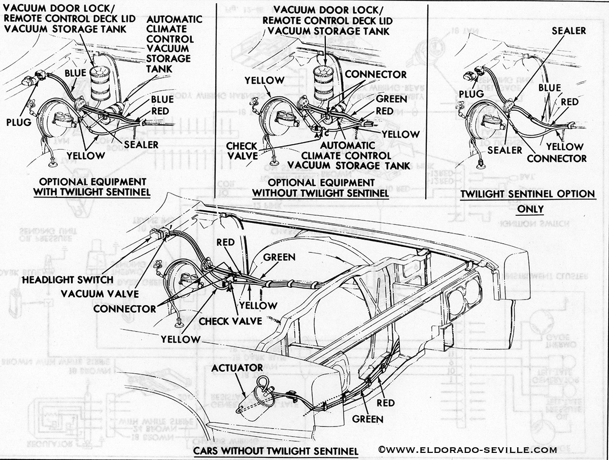 Car Diagrams 1961 Cadillac Wiring Diagram 1967 Plymouth Auto Ford F250