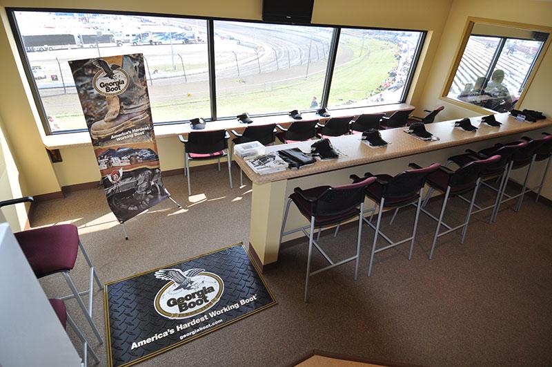 Turn Three Suites \u2013 Eldora Speedway