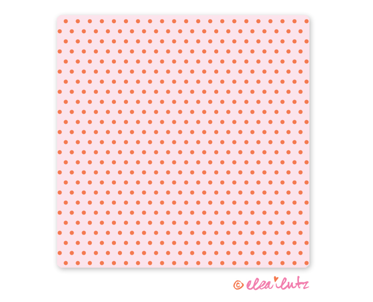 Printable Polka Digital Craft Paper