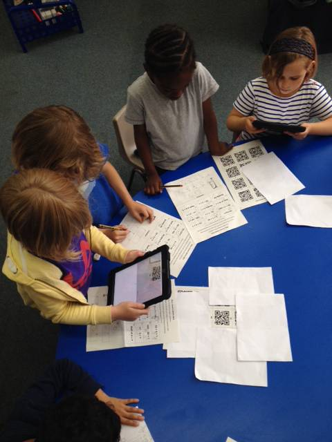 How The Calendar Was Created Qr Chick Fil A Cow Calendar Year 1 And The Qr App Eleanor Palmer Primary School