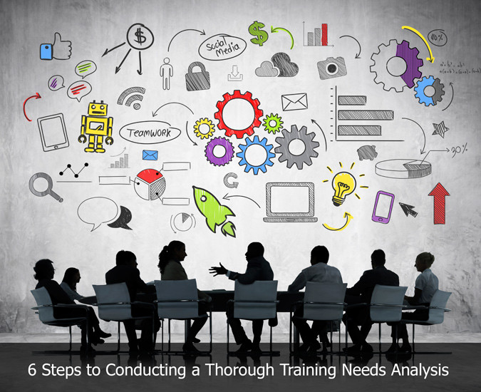 6 Steps to Conducting a Thorough Training Needs Analysis
