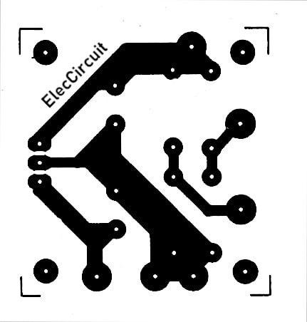 5V,6V,9V,10V,12V-1A Regulators using 78xx series ElecCircuit