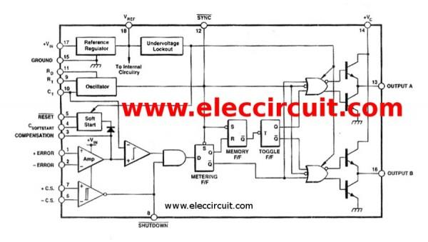 operation of 200 watt inverter diagram