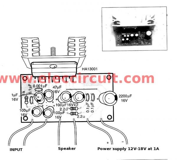 mini circuit amplifiers