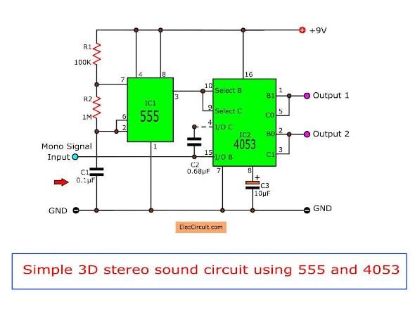 sound oscillator circuit