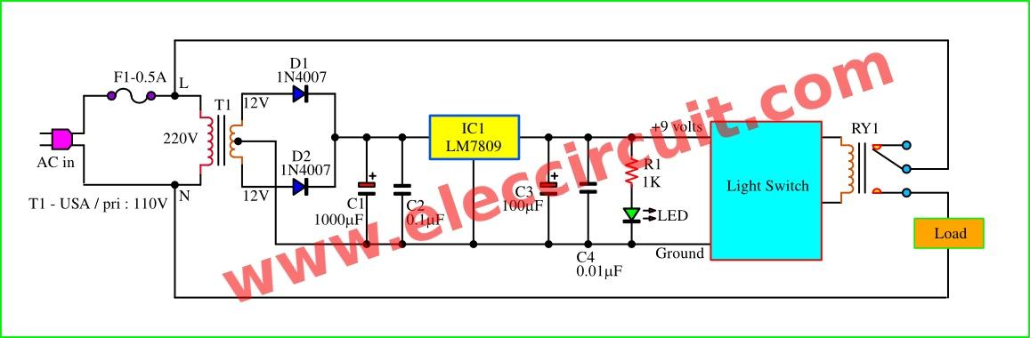 Day Light Switch Wiring Diagram Circuit Wiring Diagram - Data Schema \u2022