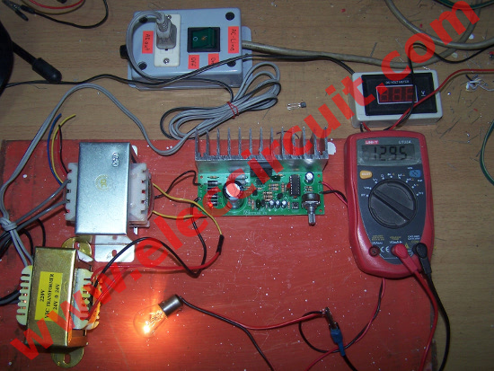 variable power supplies projects and circuits
