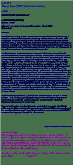 Cable-CommunicationsArticle:ELECTRONIC DEMOCRACYA Literature Survey ...