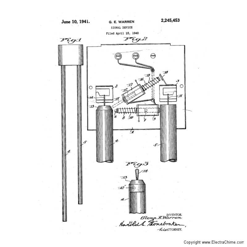 dual chimes wiring diagram