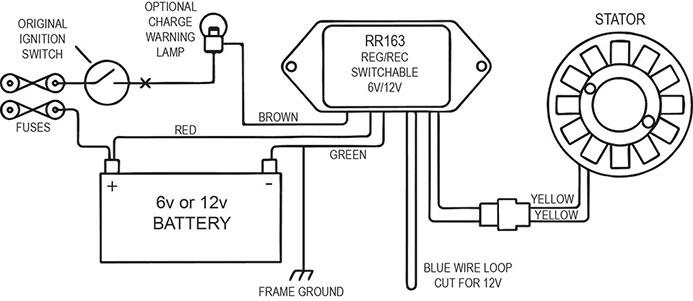 ducati 160 wiring diagram