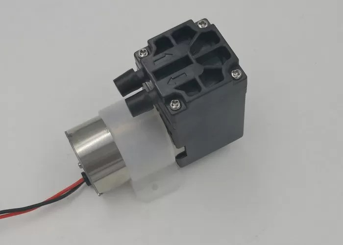 Brushless Miniature Electric Vacuum Pump , Mini Diaphragm Air Pump