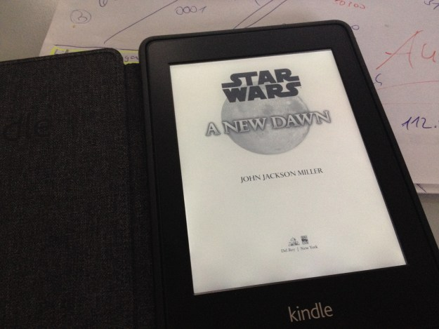 Star Wars A New Dawn Kindle