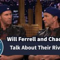 Will Ferrell & Chad Smith Drum-Off