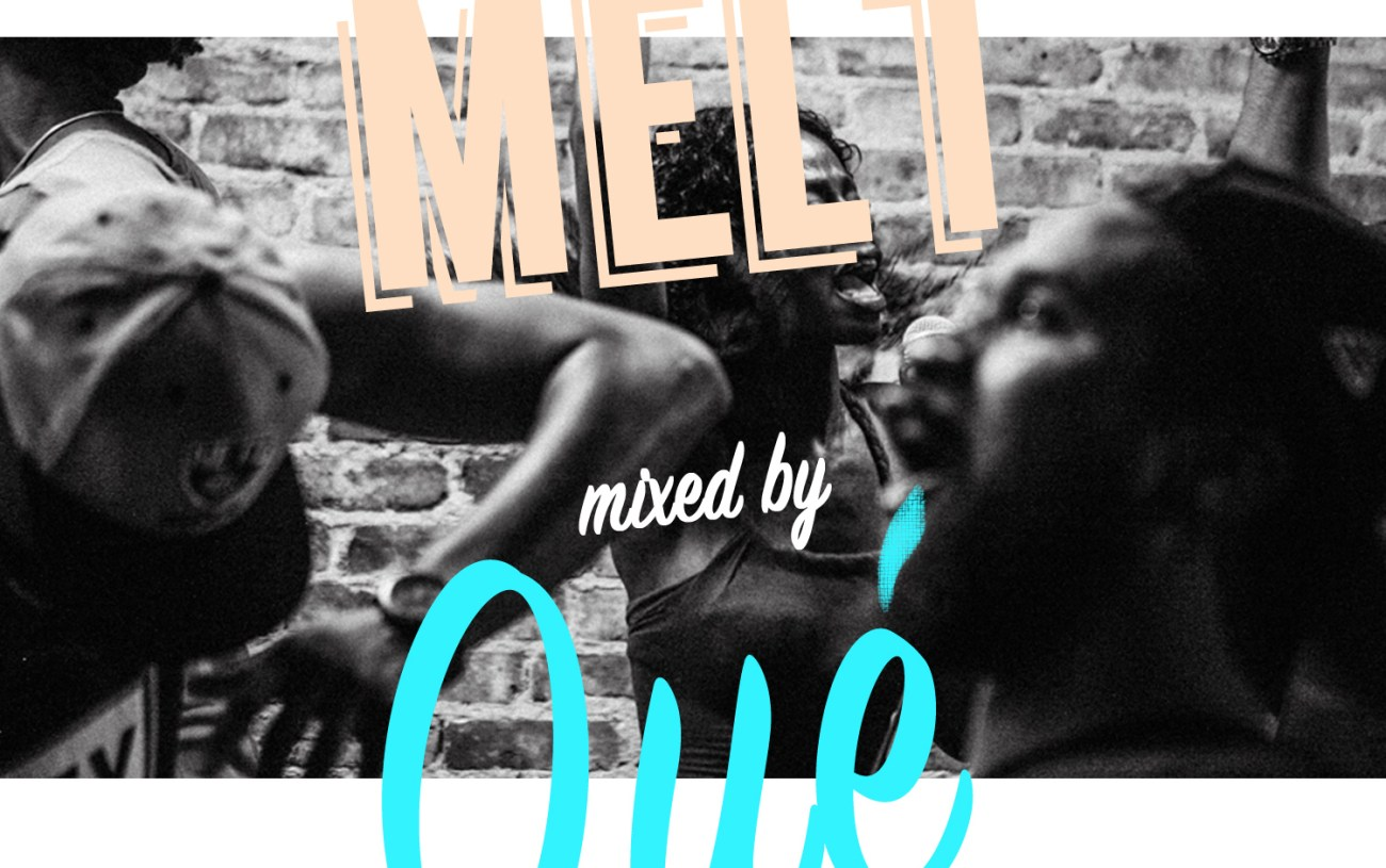 Melt Mix Vol. Too, Issue 5 Mixed by Qué