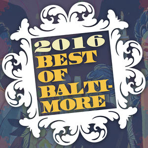 """Award: Baltimore City Paper's """"Best Renaissance Man"""" from 2016's """"Best Of"""" Issue"""