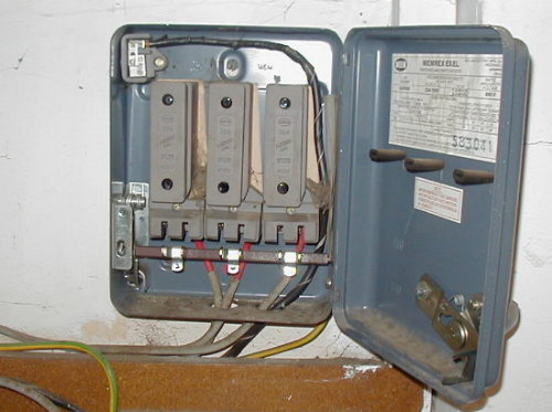 3 Phase Fuse Box - Wiring Diagram Update