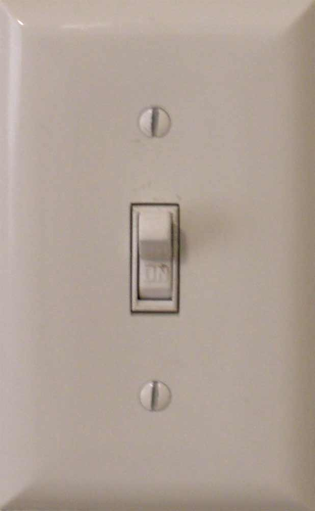 Wiring a Light Switch  Electrical Online