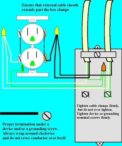 Grounded Wiring Diagram - Wwwcaseistore \u2022