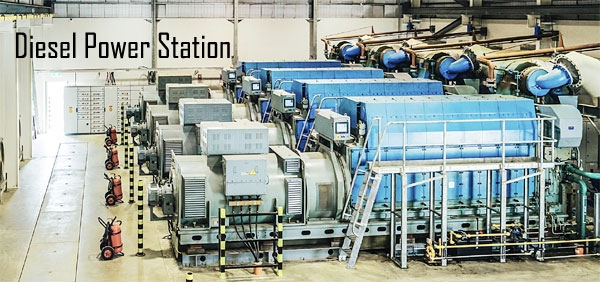 Diesel Power Station Electrical4U