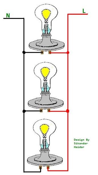Solar Panels Parallel Connection Diagram