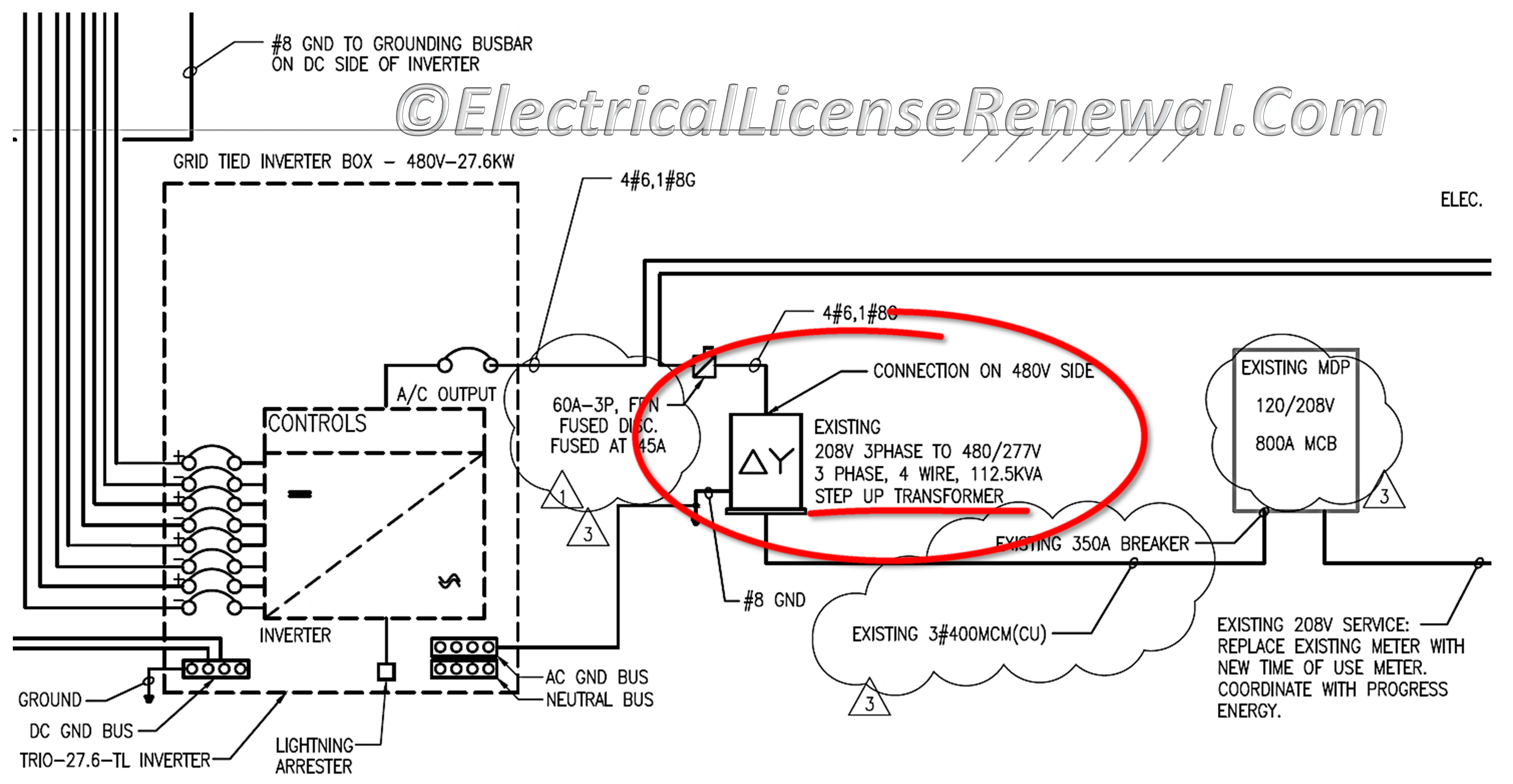 single gfci fixture wiring diagram