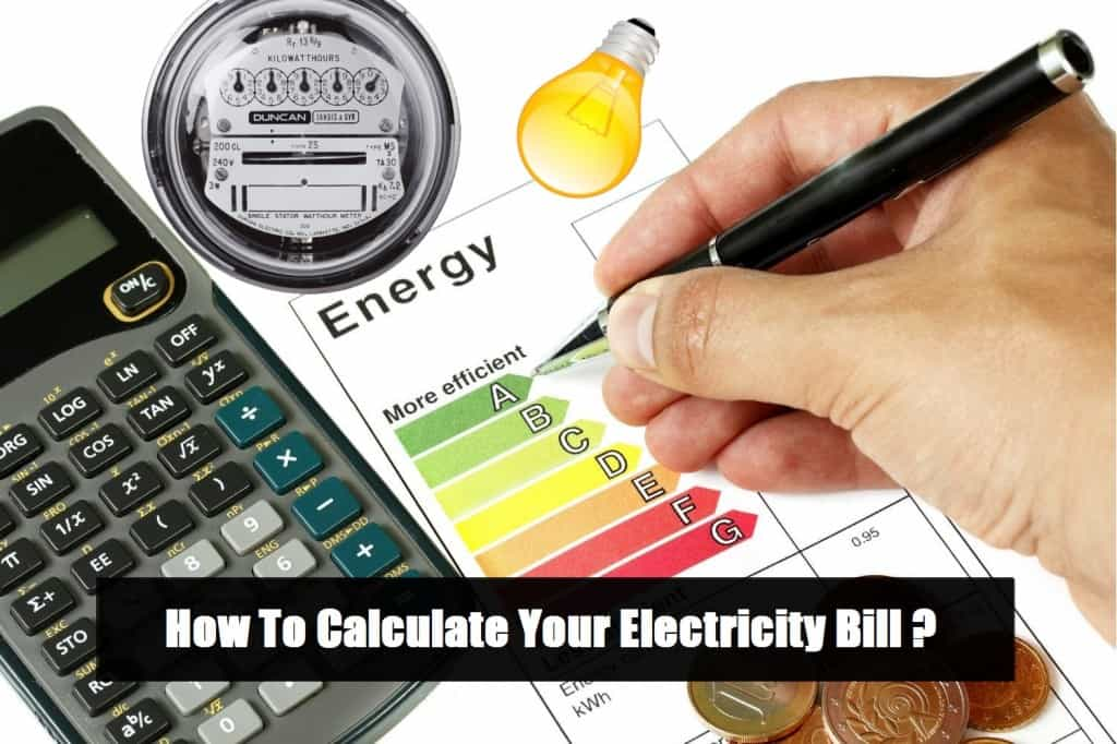 How To Calculate Your Electricity Bill? Simple Calculation - simple credit card calculator