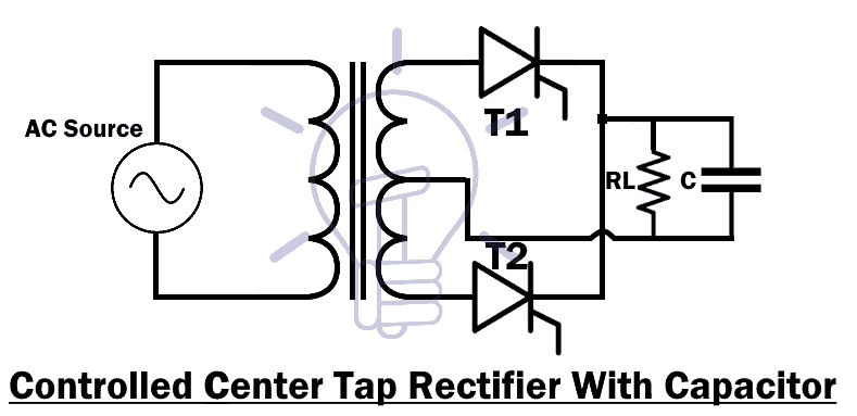 comparison of the different types of rectifier circuits