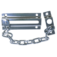Sterling Chrome Plated Door Lock Chain | Electrical World