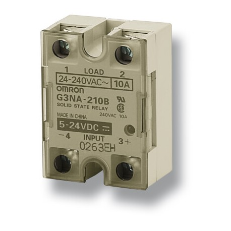 Solid State Relay G3na standard electrical wiring diagram