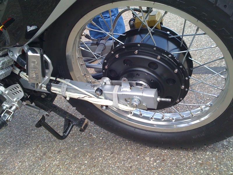 Kw Trailer Wiring Diagram To Hub Motor Or Not To Hub Motor Electricbike Com
