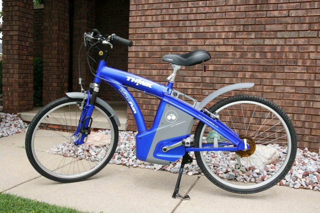 Ford think mobility electric bike