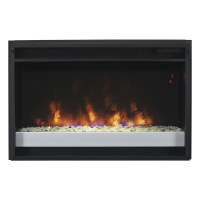 """Classic Flame 27"""" Electric Fireplace Insert 26EF031GPG-201 ..."""