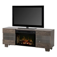 Dimplex Max GDS25LD-1651EB Electric Fireplace Media ...