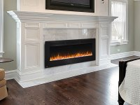 "Napoleon 60"" Allure Wall Mount Electric Fireplace"
