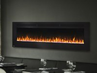 """Napoleon 72"""" Allure Wall Mount Electric Fireplace ..."""