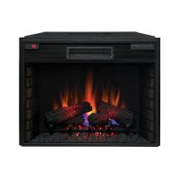 ClassicFlame 28in Infrared Electric Fireplace Insert ...