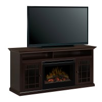 Electric Fireplace Heater Media Console