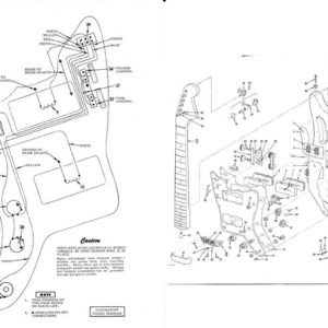all parts jazzmaster wiring diagram