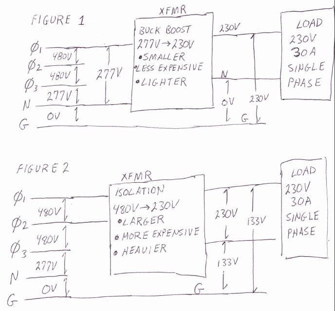 208 230v Single Phase Wiring Wiring Diagram