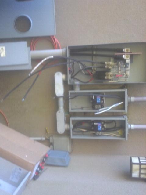 Wire Transfer Switch Generac Remote Start Wiring Diagram Two